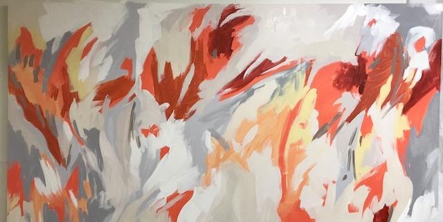KAREN GARRETT.CORPORATE ART. #2